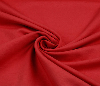 Oeko-Tex®  French Terry Red