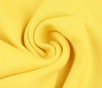 Strickbündchen Gelb