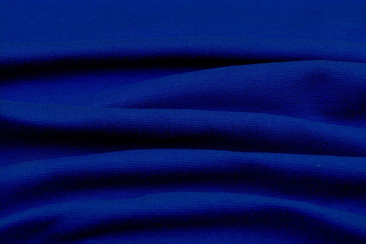 Boordstof Kobalt blauw