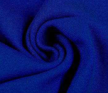 Cuff fabric Kobalt blue