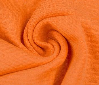 Strickbündchen Orange
