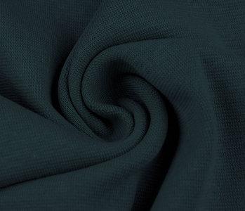 Cuff fabric Dark Petrol