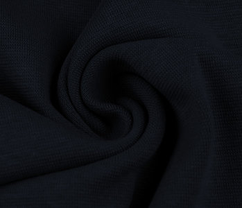 Strickbündchen Marine