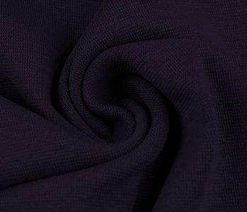Cuff fabric Dark purple