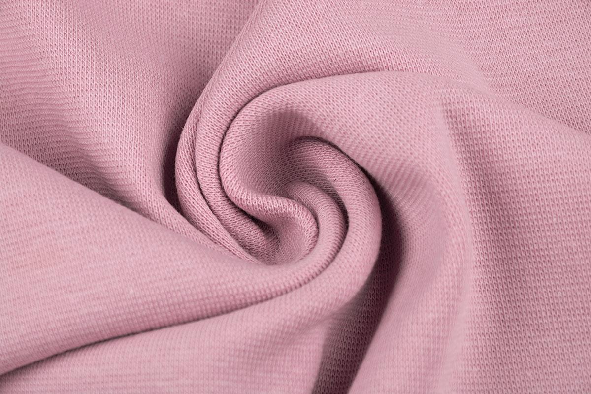 Cuff fabric Powder pink