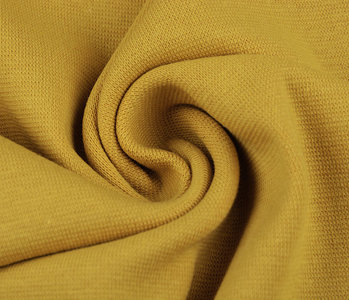 Cuff fabric Light oker