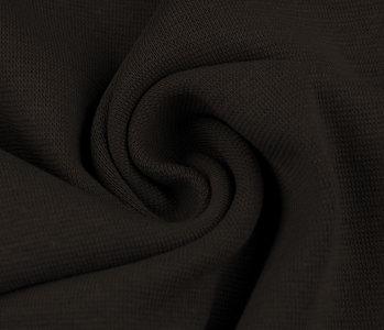 Strickbündchen Dunkel Braun