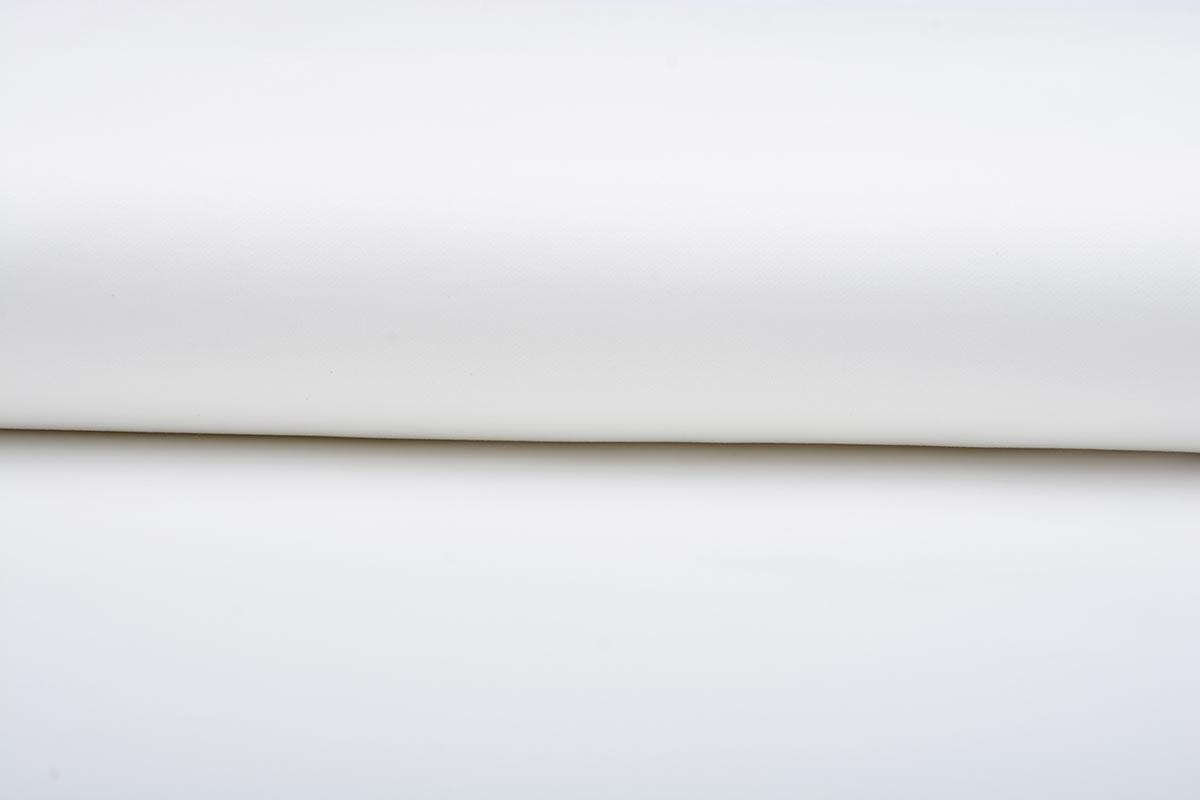 Grobe Stretch-Baumwolle, ungebleicht, naturweiß