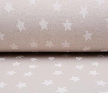 SweatStoff Alpenfleece kleiner Stern Zand