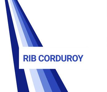 Stalenkaart Rib Corduroy 16 W
