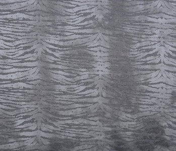 Punta Di Roma Zebra Klein Zwart - Zilver
