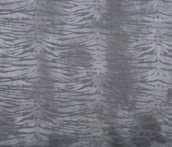 Punta Di Roma Zebra Small Black - Silver