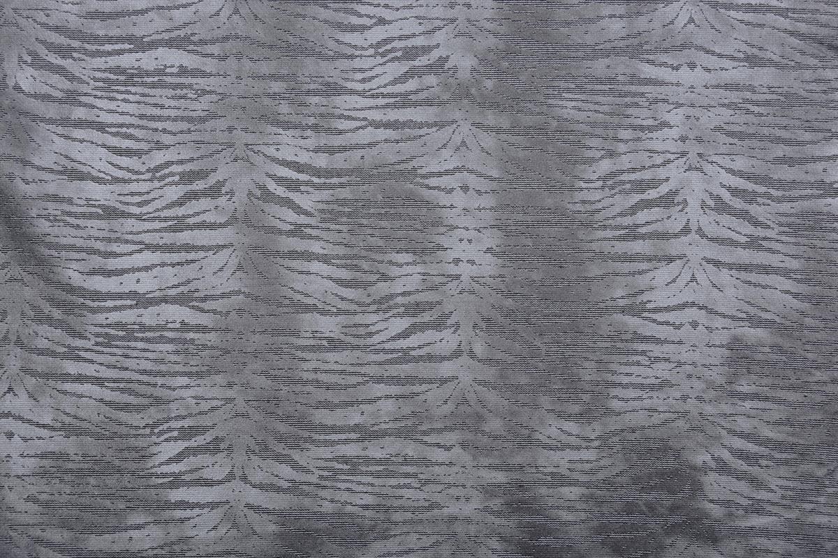 Punta Di Roma Zebra Klein Black - Silber