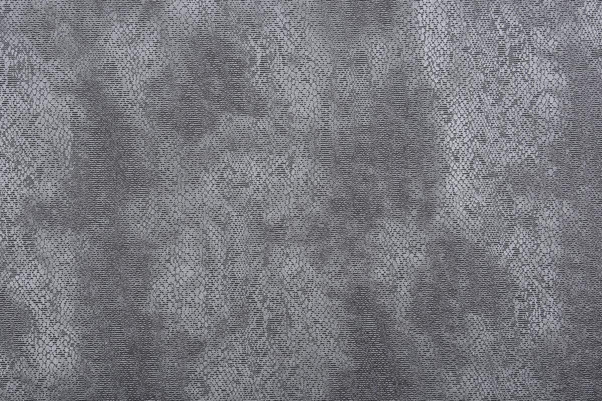 Punta Di Roma Schlange Klein Black - Silber