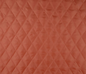 Quilted Lining Brique
