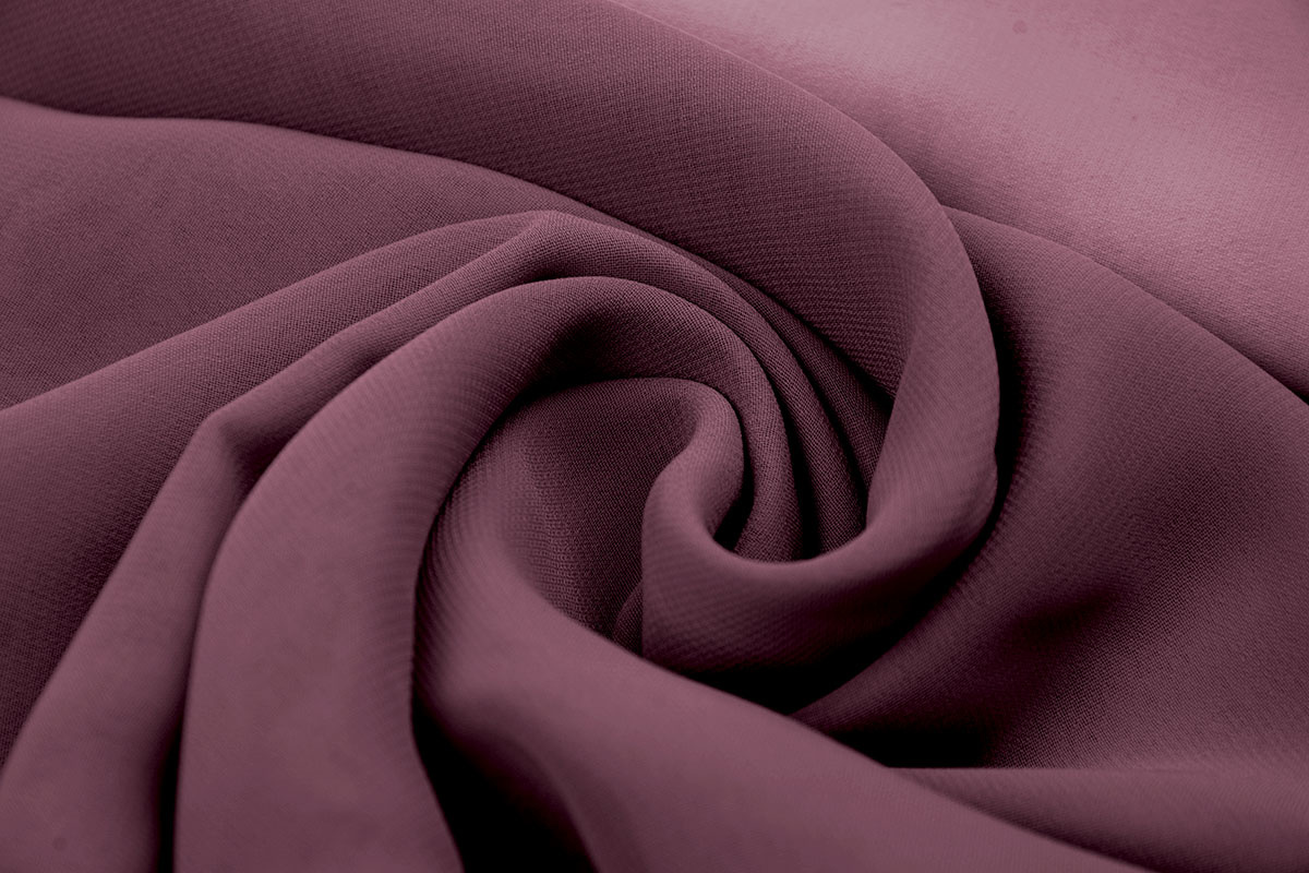 Hi Multi Chiffon Dark Old Pink