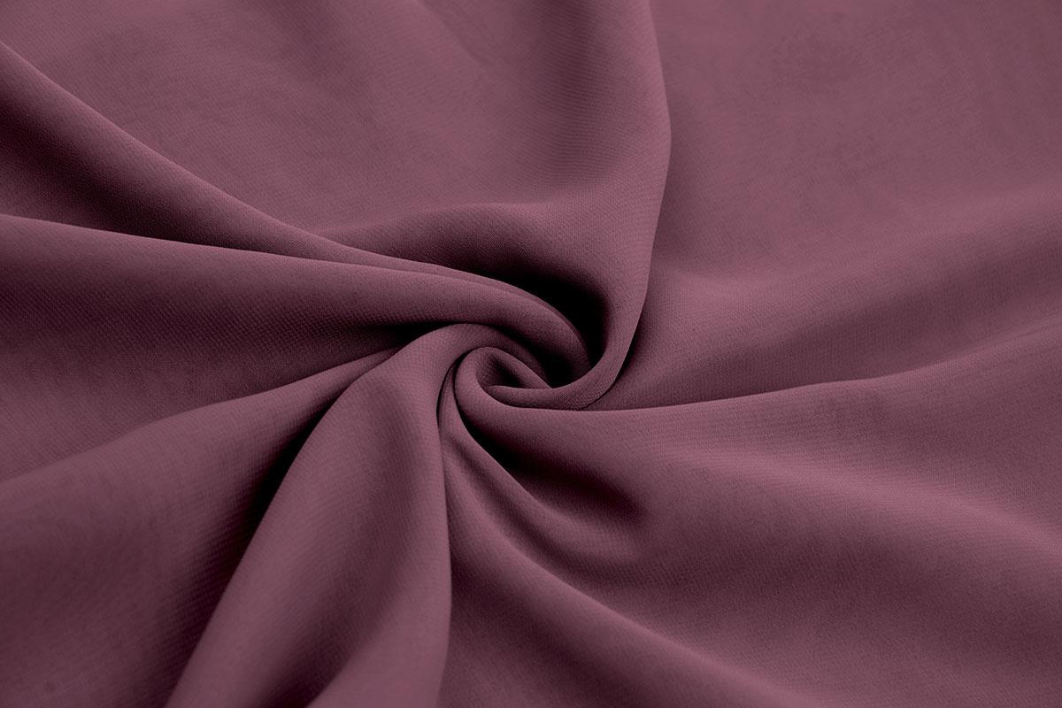 Hi Multi Chiffon Donker oud roze