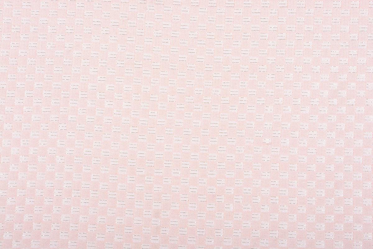 Lurex Emboss Pastel Roze