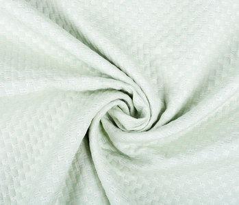 Lurex Relief Pastell Mintgrün