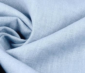 Gewassen Linnen Baby blauw