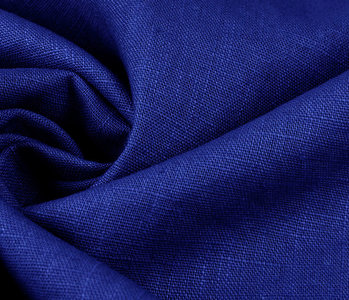 Washed Linen Kings Blue