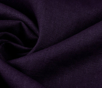 Washed Linen Light Dark Purple