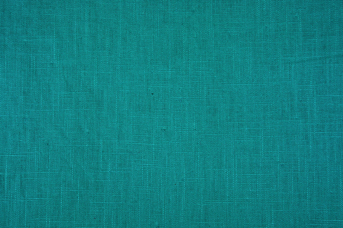 Washed Linen Sea Green