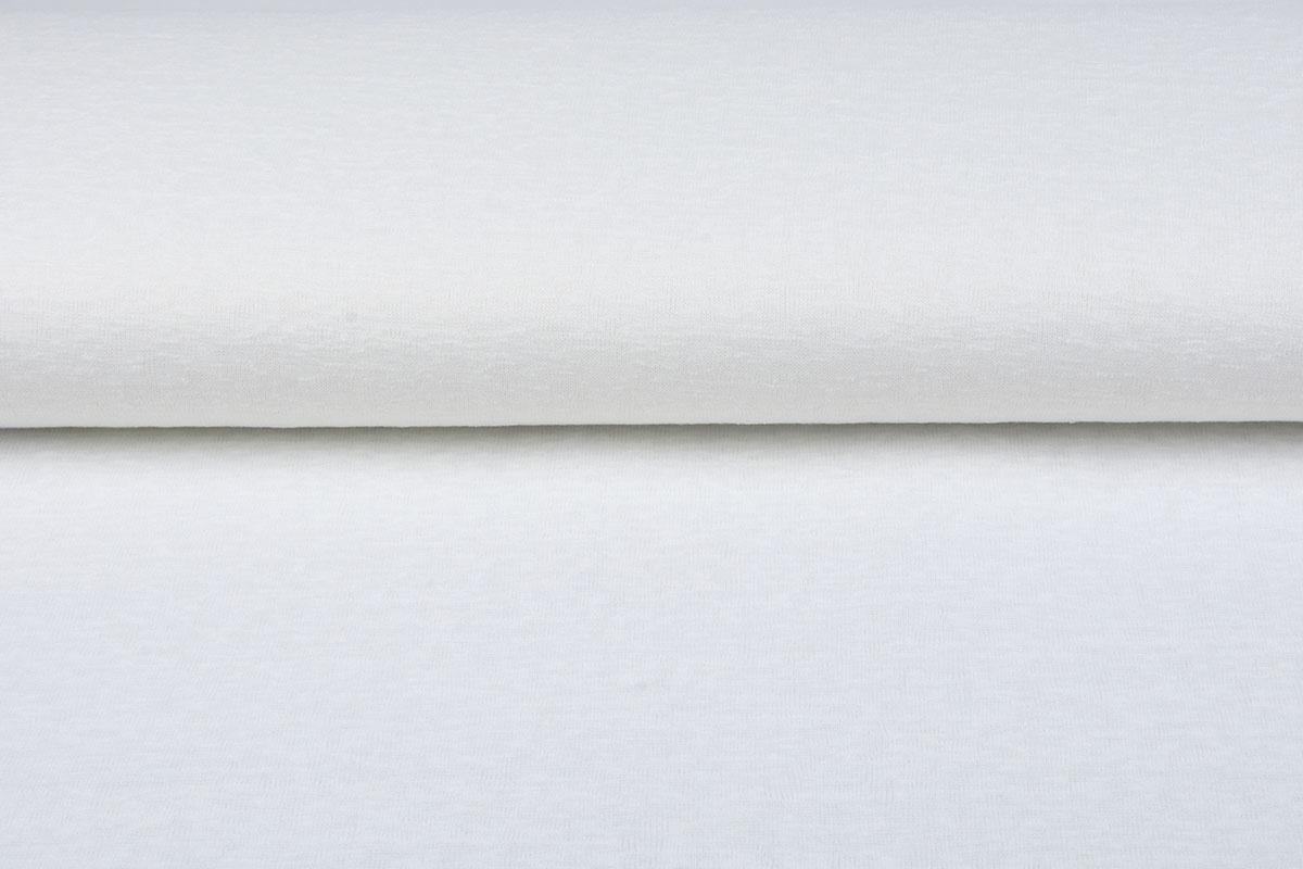 Tricot Floccus Weiß