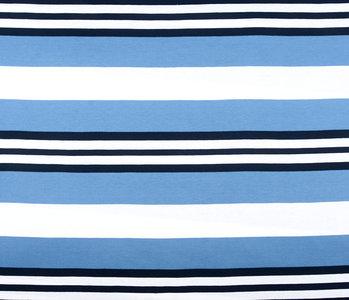 Tricot Rami Gestreept Blauw