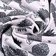Mi & Joe Mi & Joe Cotton Jersey Ananas Lila melange