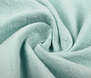 100% Cotton Washed Light old green