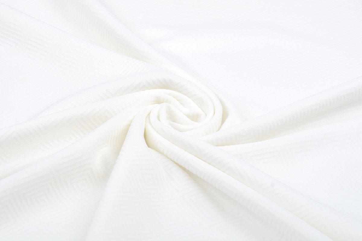 Tricot Embosli White