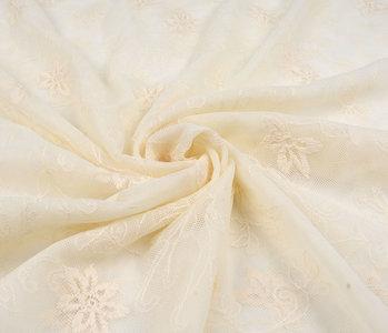 Lace jasmine flower Creme