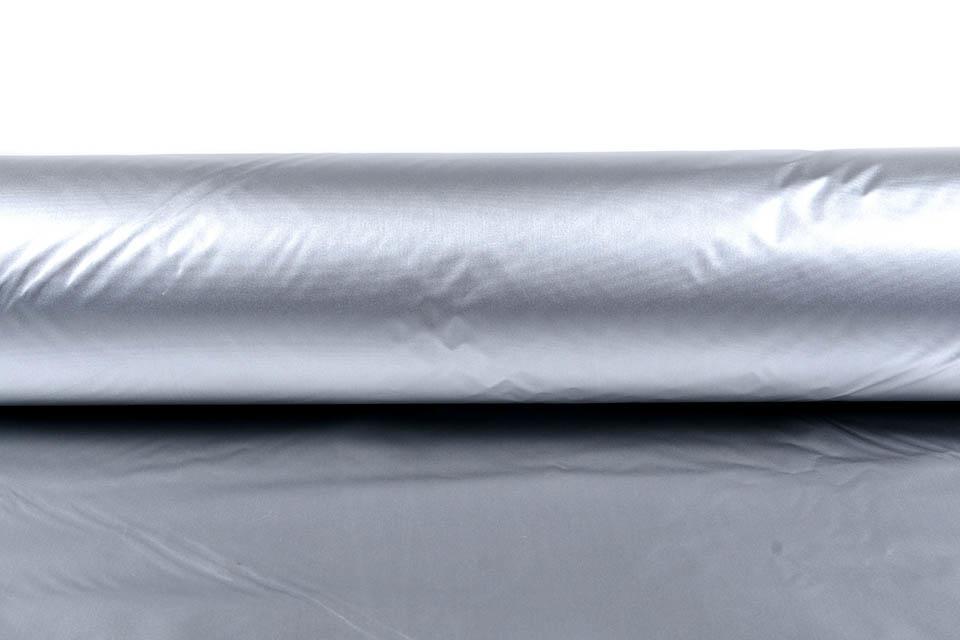Verduisteringsstof dubbelzijdig zilver