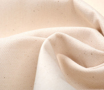 Unbleached Cotton Twill Weave