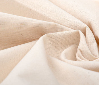 Unbleached cotton Plainweave