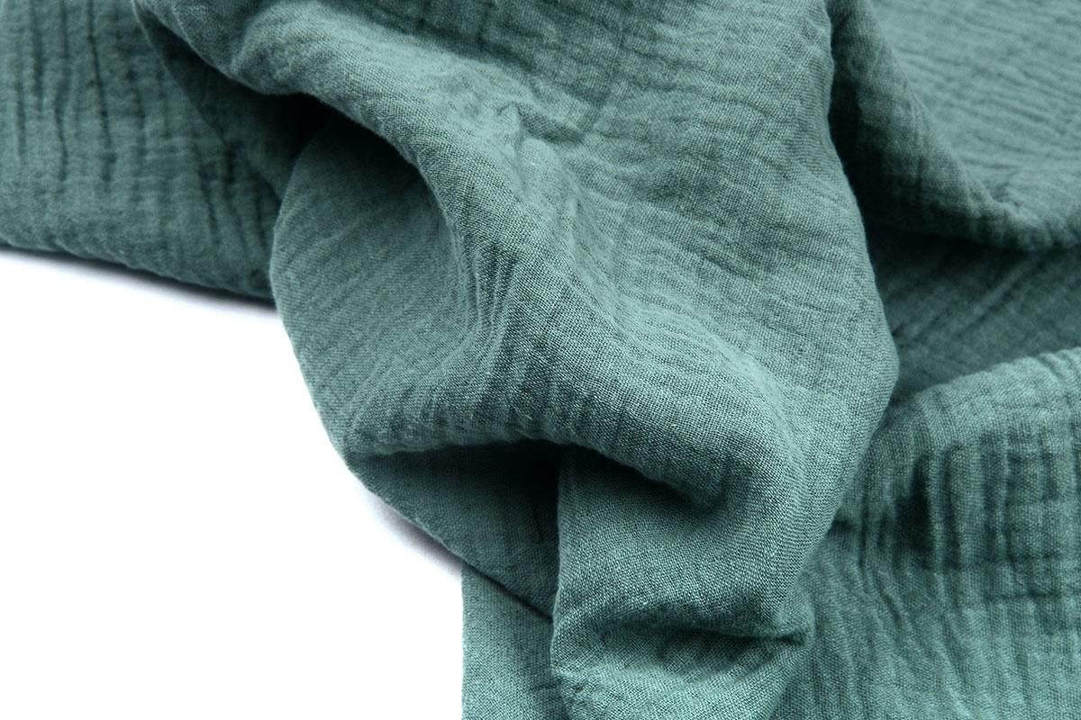 Hydrofiel stof Donker Oud Groen