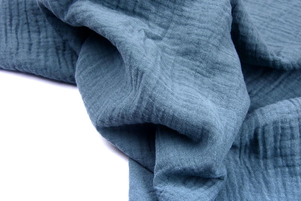 Hydrofiel stof Politie Blauw