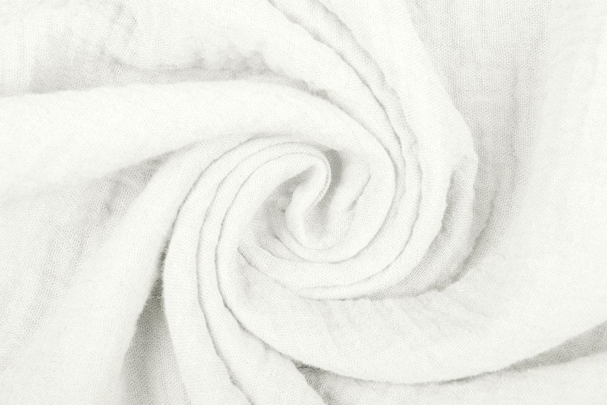 Double Gauze Fabric Creme