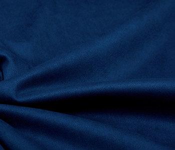 Light Scuba Suede Konings Blauw