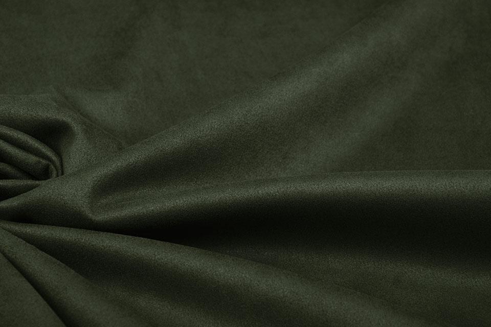 Light Scuba Suede Army Groen