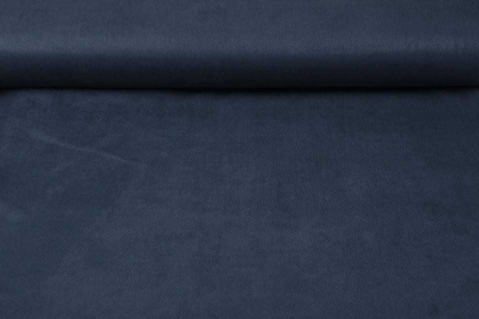 Light Scuba Suede Jeans Blauw