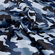 Army Polyester Katoen Navy