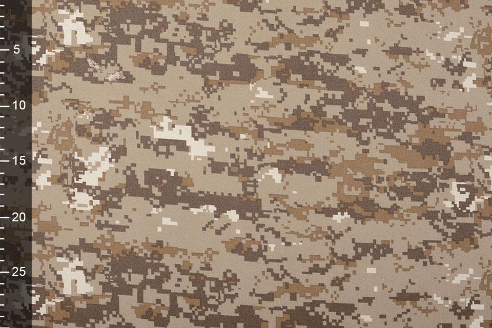 Army Polyester Katoen Craft Bruin