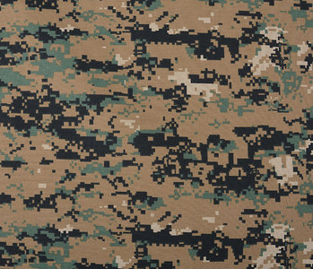 Army Polyester Cotton  Craft Army Green