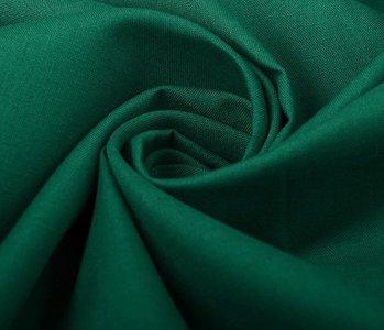 100% Cotton Dark Green