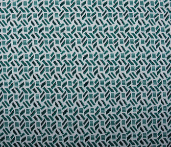 Jacquard Knitted Umuca Green