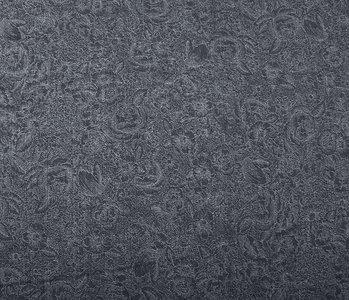 Jacquard Woven Cotton Grey Jeans