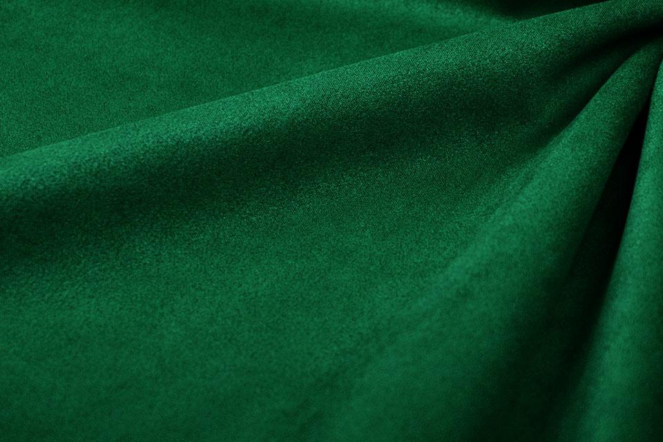 Leichtes Tauchen Wildleder Grasgrün