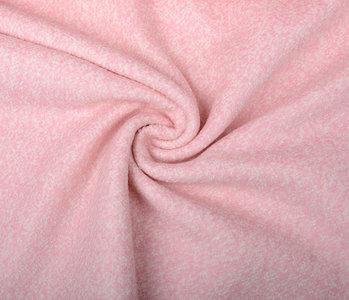Knitted Woolen Fabric Lanoso Light Pink